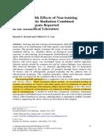 Kostoff2017Non-ionizingEMRinBiomedicalLitHLTD