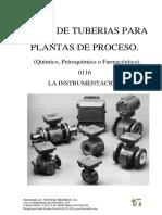 0116 TR Instrumentacion