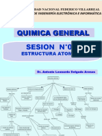 Sesion N_ 02 Estructura Atomica