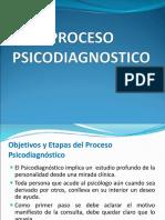 Proceso Psicodiagnostico y 1era Entrevista