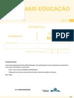 Letramento 2 - Matemática - m0904