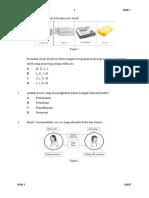 018 Sains Kertas 1 Ar3 Baram PDF