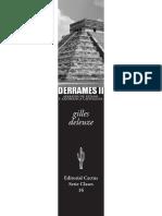Deleuze - Derrames II 20170722 prólogo_backup