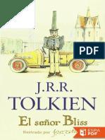 El senor Bliss - J. R. R. Tolkien.pdf