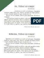 COres- Ruth Rocha