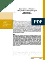 Dialnet-LaDidacticaDelMuseoYDelYacimientoArqueologico-2258452