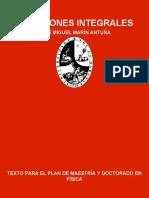 Ecuaciones Integrales_ Texto Pa - Marin Antuna, Jose Miguel