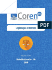 Manual de Legislacao e Normas