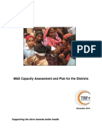Punjab District ME Assessment and Plan