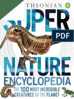6 Super Nature Encyclopedia
