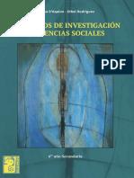 Proyectos de Investigacion en Ciencias Sociales- DaAquino, Marisa(Author)