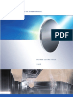 PCD for Cutting Tools 2016