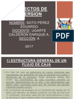 Proyectos de Inversion -Trabajo 2da Fase