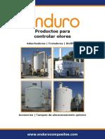 Enduro Soluciones FRP Para Tratamiento de Agua Potable y Aguas ResidualsWater Wastewater Catalog