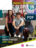 Draft Youth Strategy 2017-2021 - July 2017