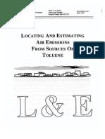 Toluene and Benzoic Acid Production