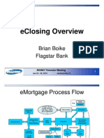 eMortgage Overview eClosing - BBoike
