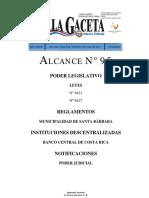 Gaceta ALCA95_03_05_2017 Sugef 23-17