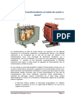 Transformadores en Baño de Aceite vs Secos. A. Granero.pdf