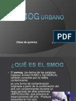 Smog Urbano