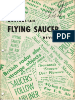 Australian Flying Saucer Review - Volume 2, Number 1 - February 1961
