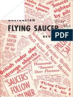 Australian Flying Saucer Review - Number 5 - July 1961