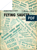 Australian Flying Saucer Review - Number 6 - January 1962