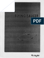 Australian Flying Saucer Review - Number 1 - May 1964