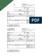 Comprobante de Nomina Excel