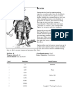 Crayonian Classes- Fighter