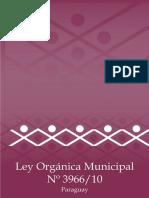 Ley Orgánica Municipal 3966_2010.pdf