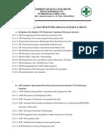 Daftar SK Dan SOP Bab 8.2 (Farmasi)