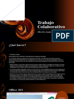 Trabajo Colaborativo e Individual