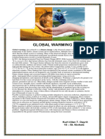 Global Warming (English)