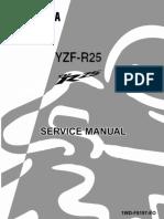 R25 Service Manual