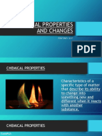 chemical properties changes and poster guidelines 2017-18
