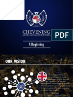 Chevening Alumni Association Indonesia (CAAI)