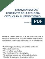 Un Acercamiento a Las Corrientes de La Teología