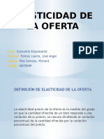 ELASTICIDAD DE LA OFERTA.pptx