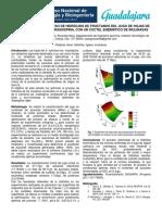Optimizacion de hidrólisis de fructanos de agave