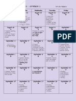 sra velez sp 2 - calendar 1st six weeks  1