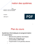 Programmation Des Systemes
