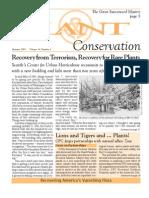 Autumn 2003 Plant Conservation Newsletter