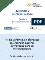 roldelafamiliaenlainsercinlaboralydesarrollodehabilidadessocialesylaborales-111013090545-phpapp01