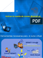Induccion Activar Correo Senati