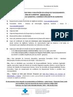 0licença de Funcionamento - Isentos de Lta - 2016