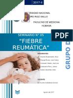 SEMINARIO N°05-FIEBRE REUMATICA