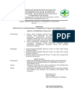 7.3.2 ep 3 SK Pemantauan Pemeliharaan Perbaikan sarana Dan Peralatan.docx