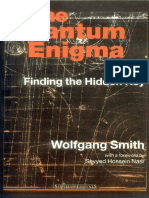Wolfgang Smith - The Quantum Enigma - Finding the Hidden Key.pdf