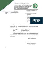 Undangan Evaluasi Hasil PMKP